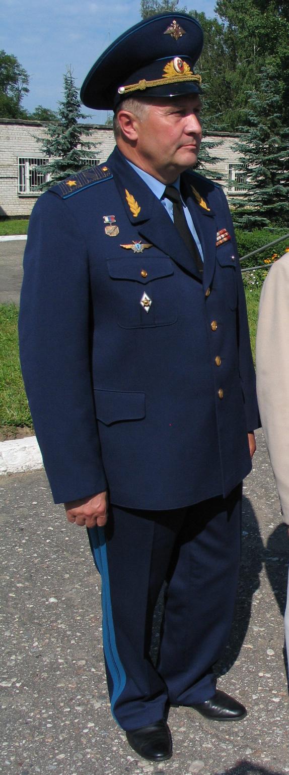 Генерал Журавлев Александр Александрович